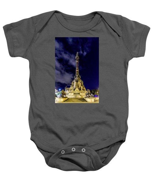 Mirador De Colom Baby Onesie