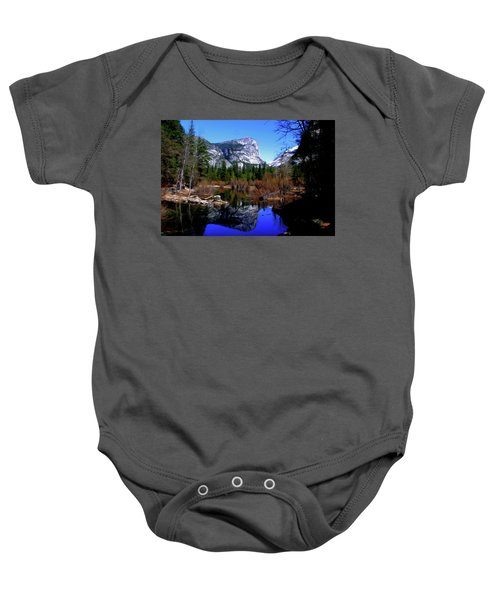 Mirror Lake Baby Onesie