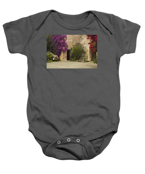 Mission Stairs Baby Onesie