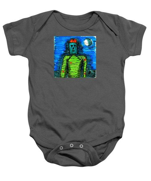 Modern Prometheus Baby Onesie