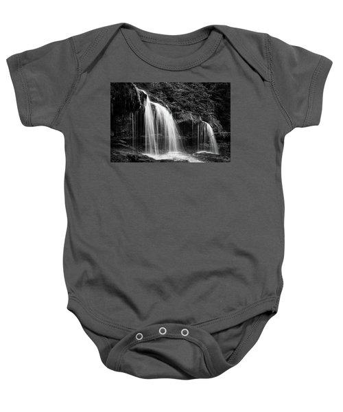 Mohawk Falls II Baby Onesie