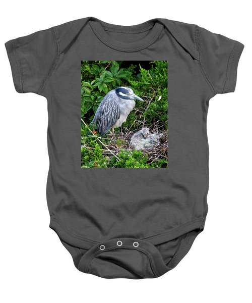 Mommy And Baby Baby Onesie