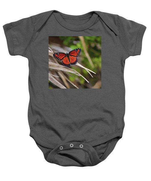 The Monarch  Baby Onesie
