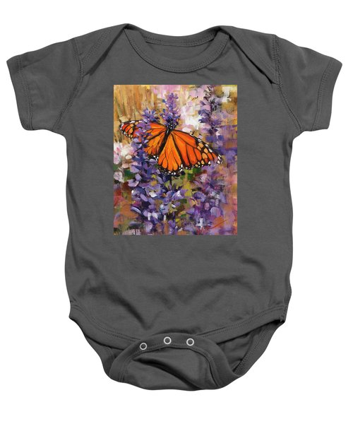 Monarch Baby Onesie