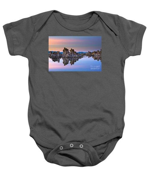 Mono Lake #2 Baby Onesie