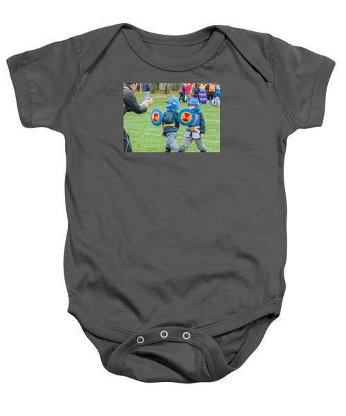 Monster Dash 11 Baby Onesie