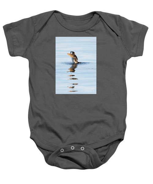 More Than A Mouthful Baby Onesie