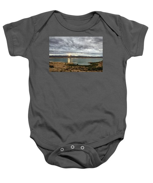 Morning After The Storm Baby Onesie