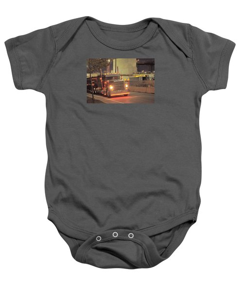 Morning Delivery Baby Onesie