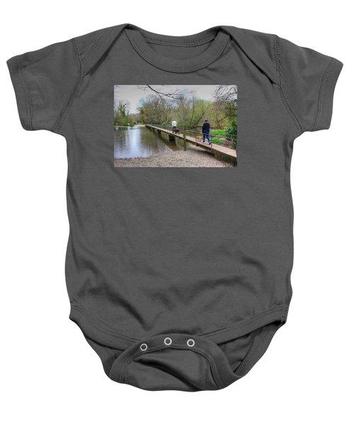 Morton Bridge Baby Onesie