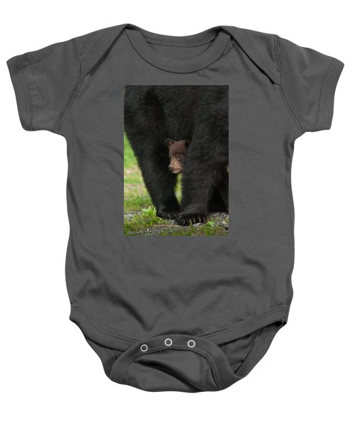 Mother's Shelter Baby Onesie