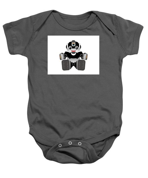 Moto-hal Baby Onesie