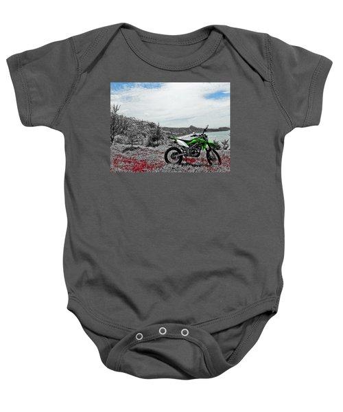 Motocross Baby Onesie