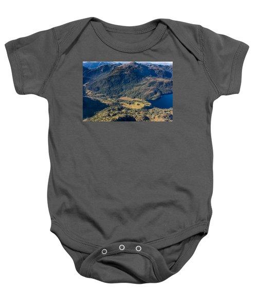 Mountain Valley Baby Onesie