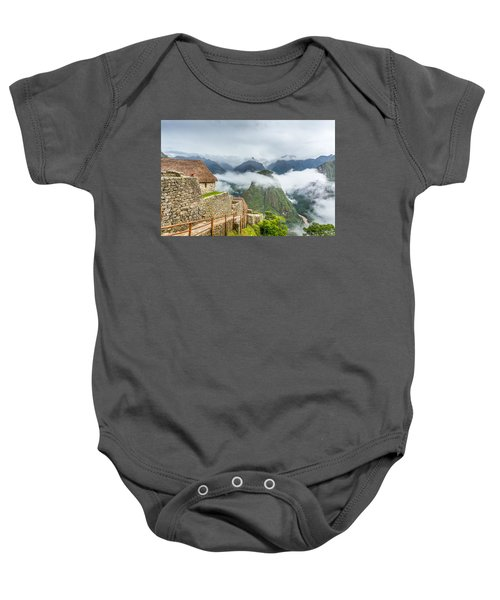 Mountain View. Baby Onesie