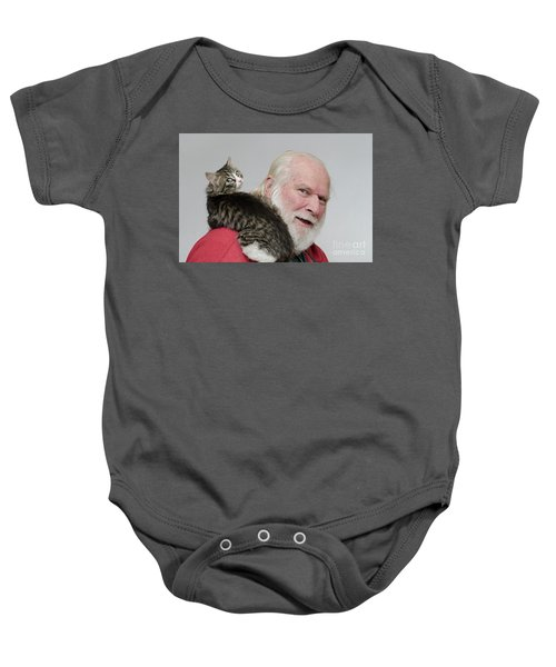 Ms Alexia And David Baby Onesie