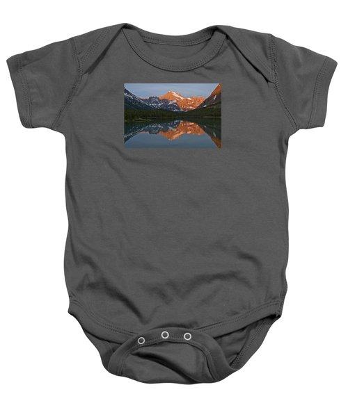 Mt. Gould Baby Onesie