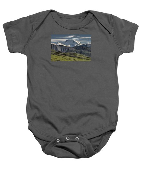 Baby Onesie featuring the photograph Mt. Mather by Gary Lengyel
