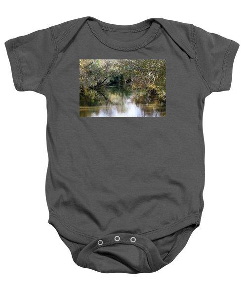 Muckalee Creek Baby Onesie
