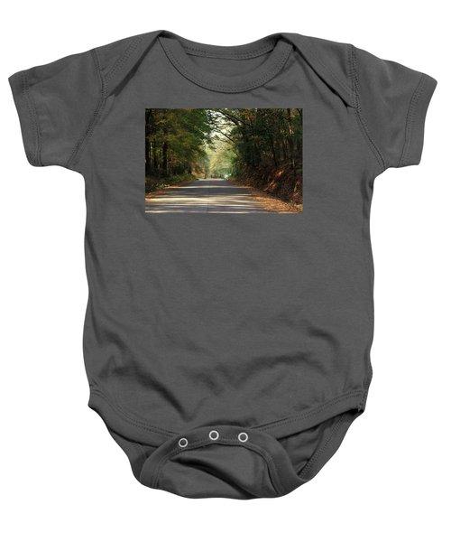 Murphy Mill Road Baby Onesie