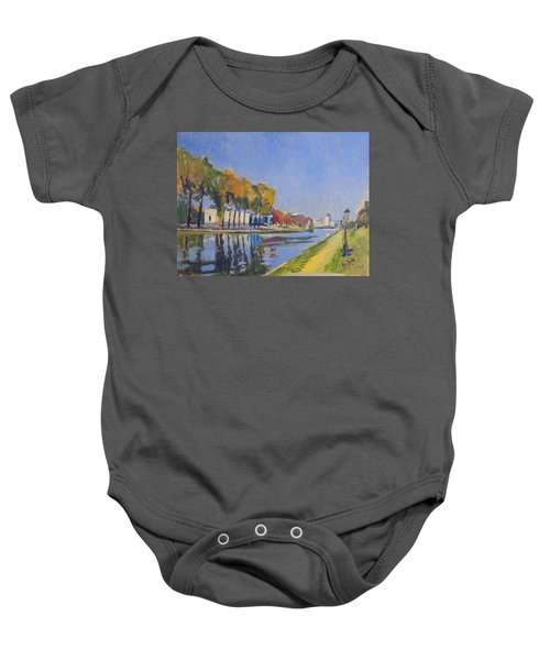 Musee La Boverie Liege Baby Onesie