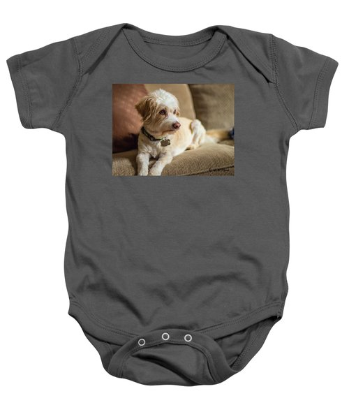 My Best Friend Baby Onesie