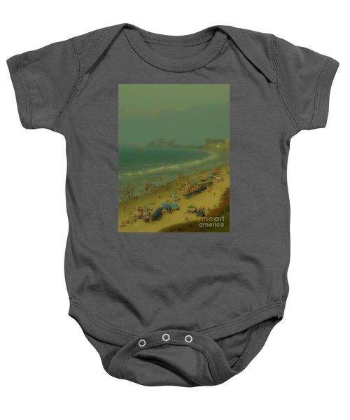 Myrtle Beach Baby Onesie