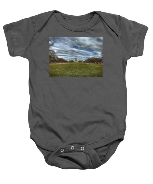 National Mall Baby Onesie