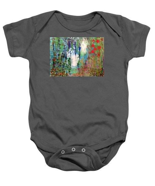 Natural Depths Baby Onesie