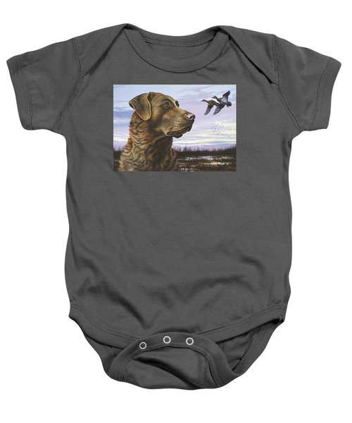 Natural Instinct - Chessie Baby Onesie