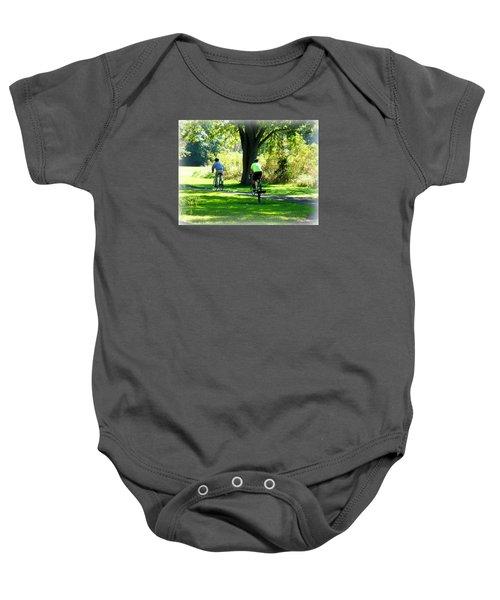 Nature Ride Baby Onesie