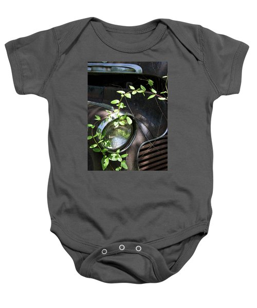 Nature Takes Over Baby Onesie
