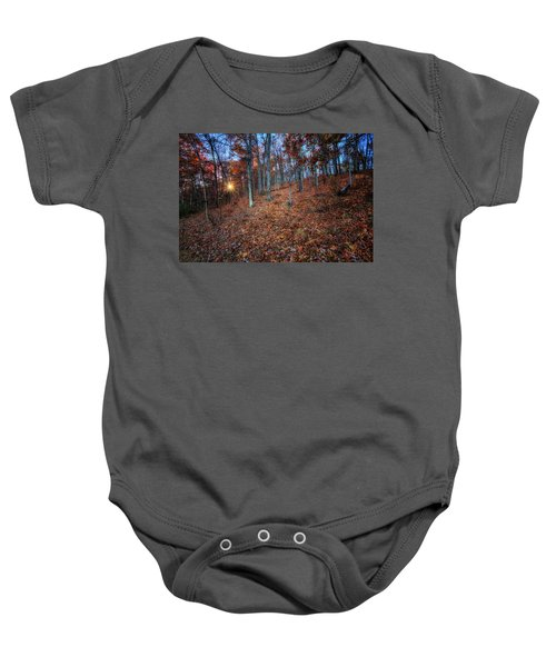 Nature's Carpet Baby Onesie