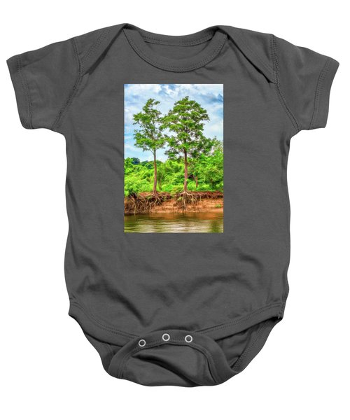 Nature's Electricity Baby Onesie