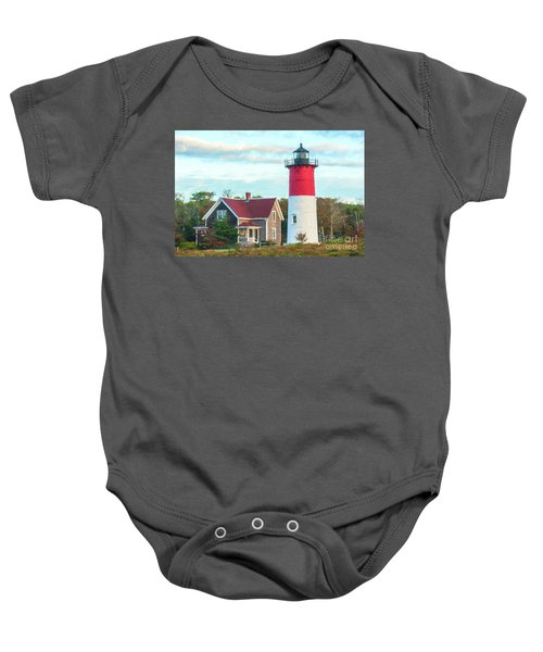 Nauset Light Baby Onesie