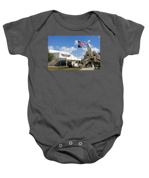 Naval Aviation Museum Baby Onesie