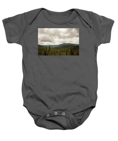Near Monarch Pass At The Continental Divide Baby Onesie