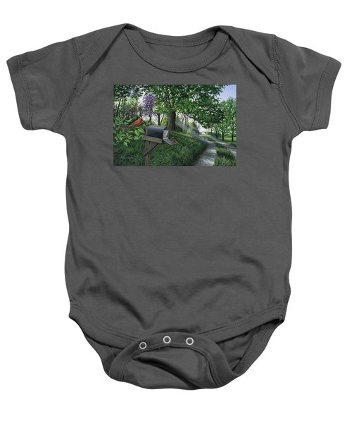 New Beginnings Baby Onesie