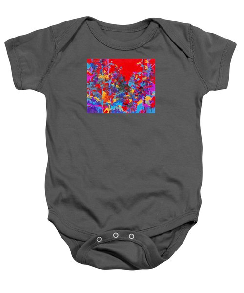 New Mexico Woods Baby Onesie