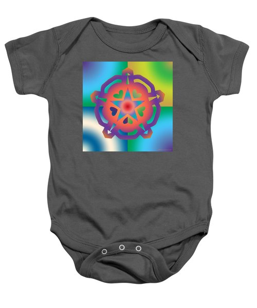 New Star 6a Baby Onesie