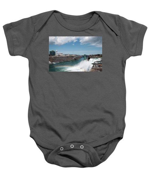 Niagara Falls New York Baby Onesie