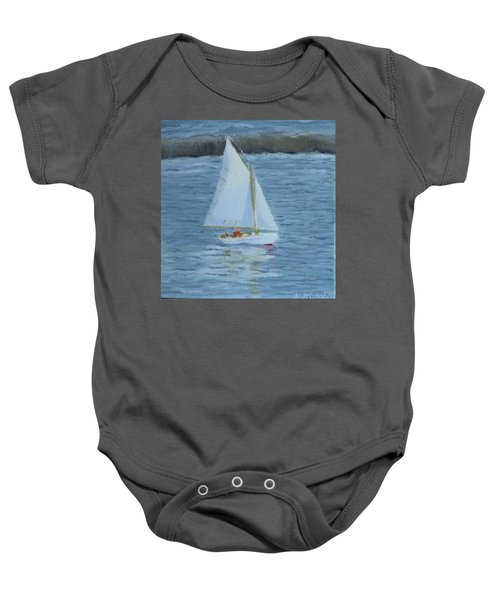 Nice Day For A Sail Baby Onesie