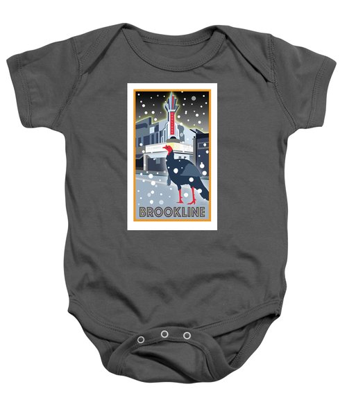 Night At The Movies Baby Onesie