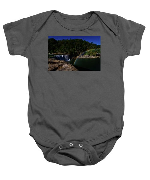 Night Lights Baby Onesie