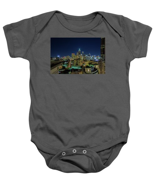 Night View 2 Baby Onesie