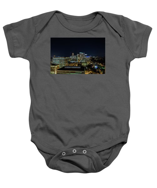 Night View  Baby Onesie