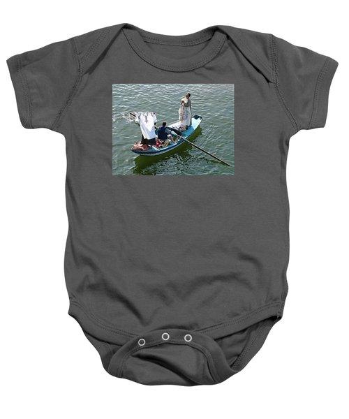 Nile River Merchants Baby Onesie