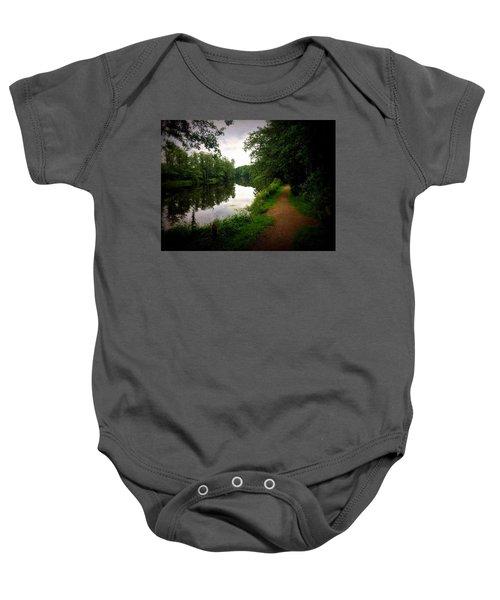 Nissan River Rapids 1 Baby Onesie