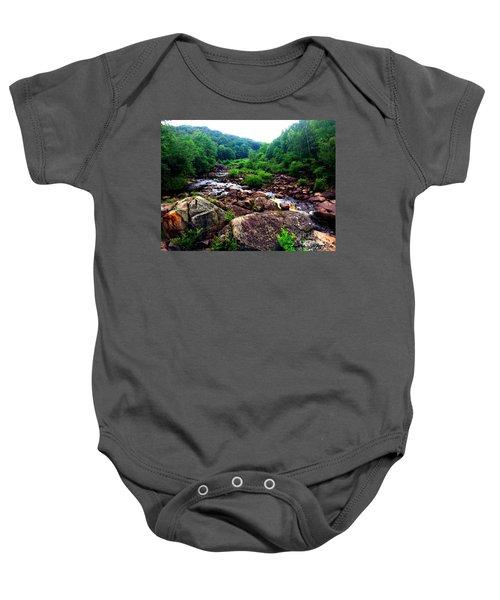 Nissan River Rapids Baby Onesie