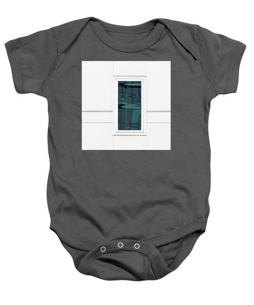 North Carolina Windows 2 Baby Onesie